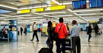 Аэропорт Белграда внутри