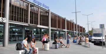 Аэропорт Бургас (Сарафово) считается одним из наиболее загруженных в Болгарии