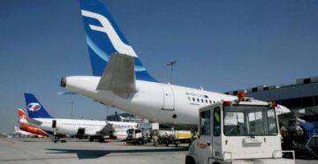 Аэропорт Праги обслуживает рейсы около пятидесяти перевозчиков
