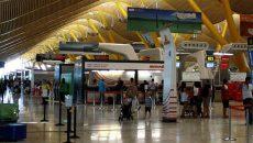 Аэропорт Мадрид Барахас