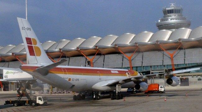 Барахас является основным аэропортом приписки авиакомпании Иберия