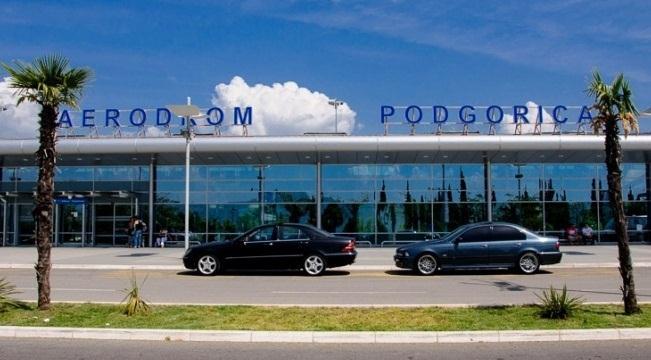 Аэропорт Подгорица в Черногории