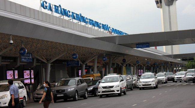 Такси в аэропорту Вьетнама Хошимин
