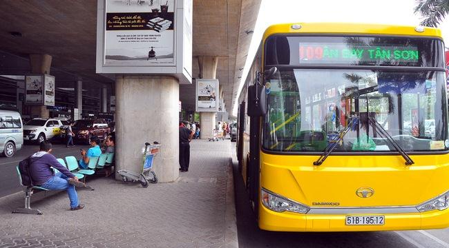 Автобусы из аэропорта Хошимина