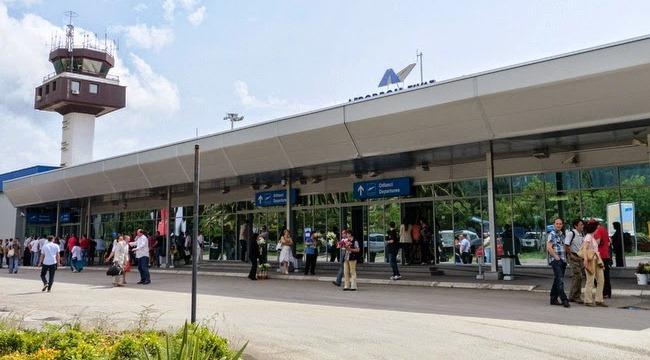 Аэропорт Тиват в Черногории