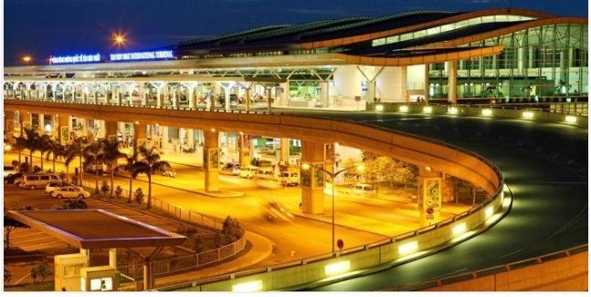 Аэропорт Хошимина Таншоннят