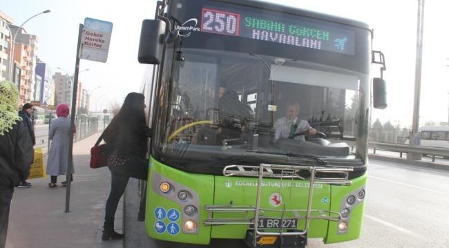 Автобус из аэропорта Сабиха Гекчен в Стамбуле