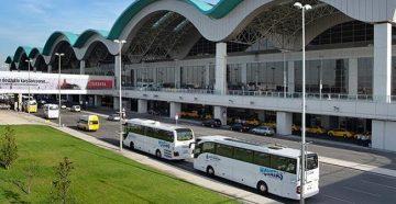 Аэропорт Сабихи Гекчен