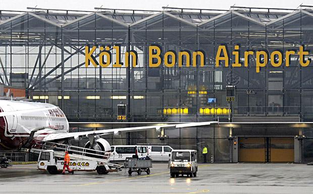 Германия, Аэропорт Кельн/Бонн