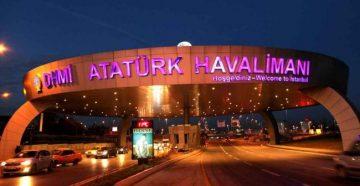 Международный стамбульский аэропорт имени Ататюрка