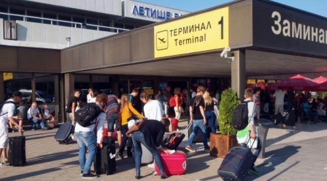 Аэропорт Варна в Болгарии