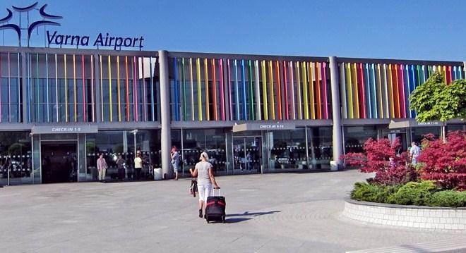 Терминал №2 аэропорта Варна