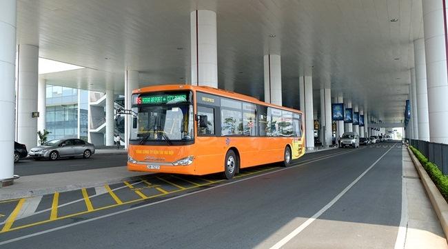 Экспресс-автобус из аэропорта Ханоя
