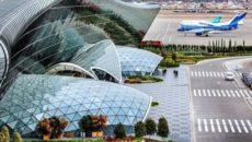 Международный аэропорт Баку был переименован в честь третьего президента Азербайджана Гейдара Алиева