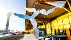 Аэропорт Осло в Норвегии