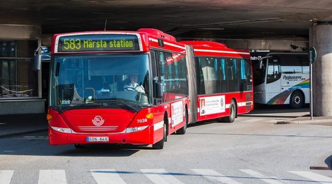 Автобус 583