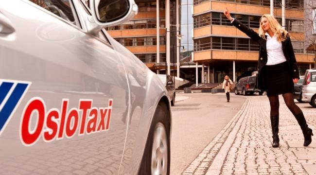 Такси в аэропорту Гардермуэн
