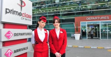 Аэропорт Тбилиси обслуживает около 1,5 млн. пассажиров в год