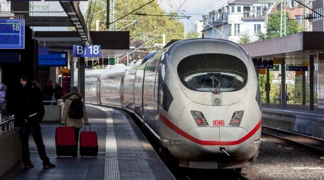 Из Дюссельдорфа до Кельна поездом
