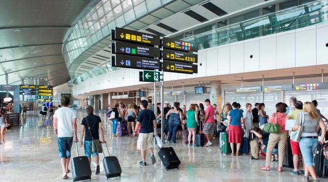 Аэропорт Валенсия Манисес, Испания