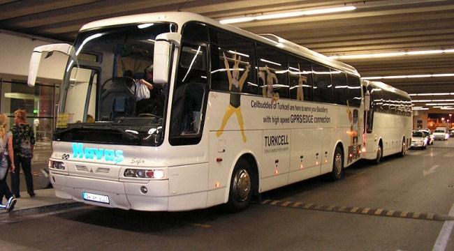 Автобус Havas
