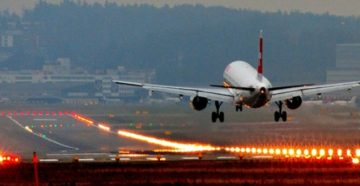 аэропорт Гельмута Шмидта в Германии