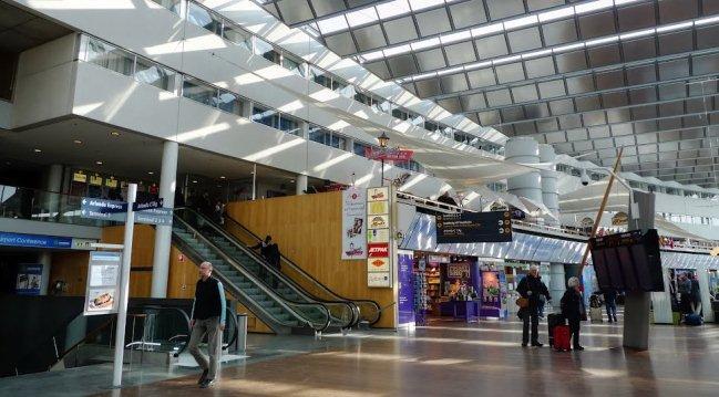 Международный аэропорт Швеции