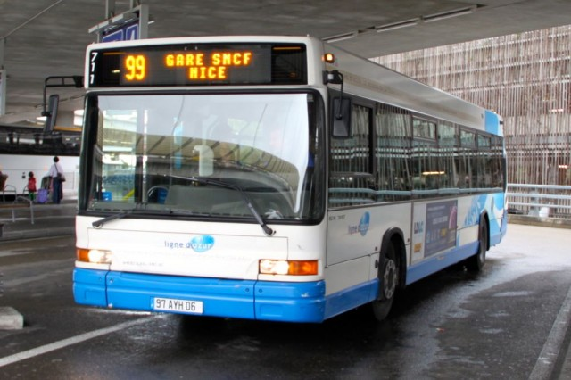 Автобус 99 из аэропорта