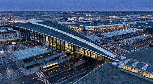 аэропорт Дании