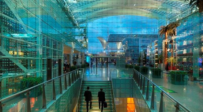 Отель Hilton Munich Airport Hotel