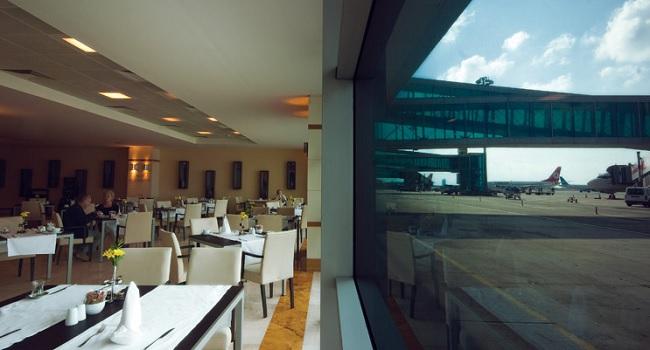 Tav Airport Hotel Istanbul находится в непосредственной близости от аэропорта Ататюрк