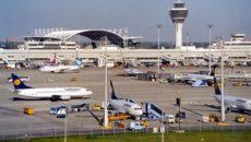 Добраться из аэропорта до Мюнхена
