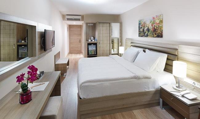 Rox - один из наиболее удачных отелей возле аэропорта Стамбула