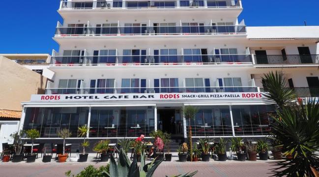 Отели вблизи аэропорта Пальма-де-Мальорка