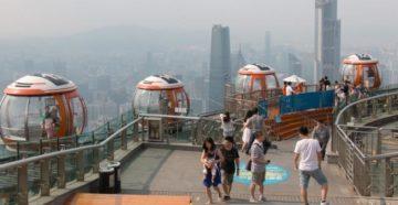 Фуникулёры в Гуанчжоу