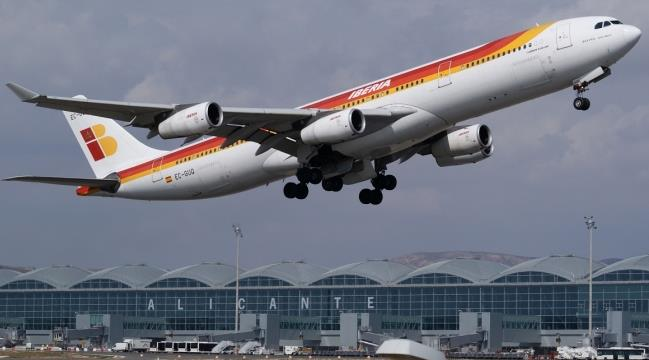 Модернизированный испанский аэропорт Аликанте