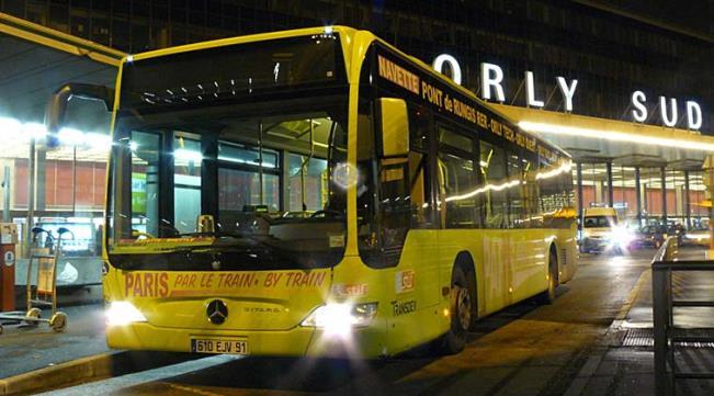 Ночной автобус