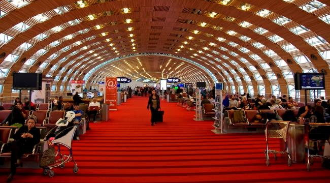 Аэропорт Париж Шарль-де-Голль (Paris Charles de Gaulle Airport)