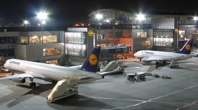 Рейн-Майнский Аэропорт