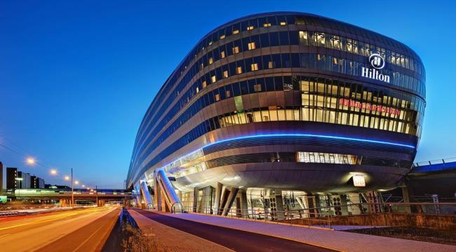 Отель Hilton Frankfurt Airport