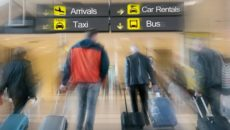 Транспорт из аэропорта Аликанте до города