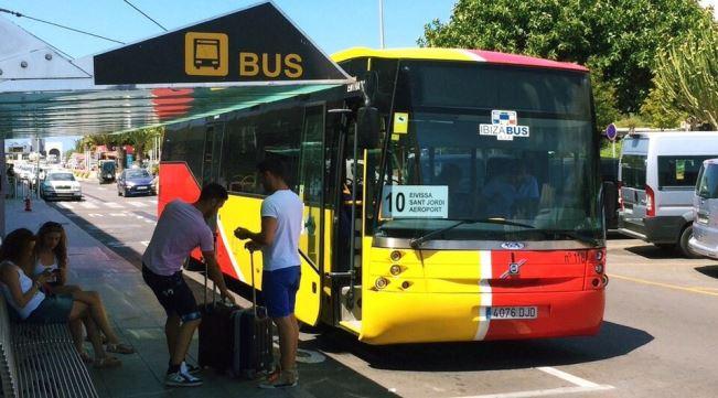 Автобусный маршрут №10 от аэропорта