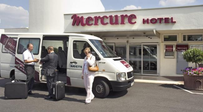 Отель Mercure Paris Orly Aéroport