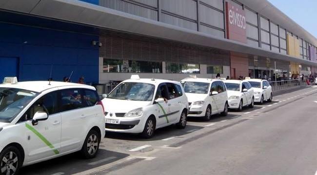 До испанских курортов на такси