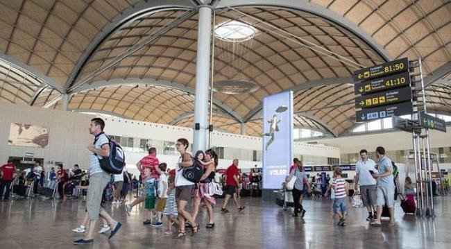 Новый терминал аэропорта Аликанте