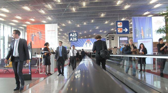 Пассажирский терминал аэропорт Орли