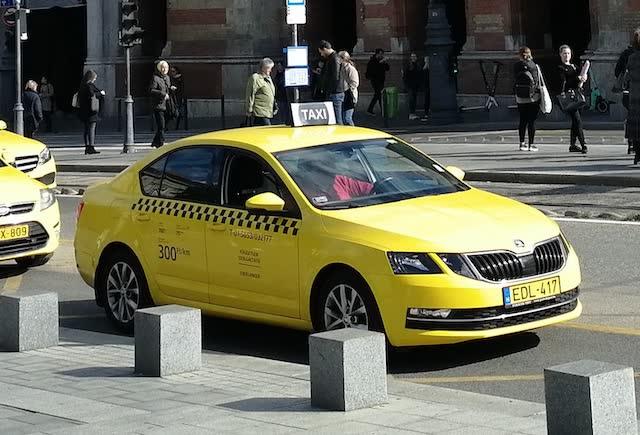 Такси в Будапеште из аэропорта
