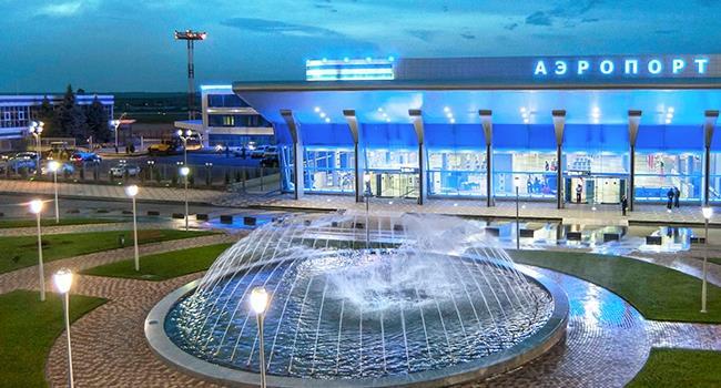 Аэровокзал Минеральные Воды в Ставропольском крае