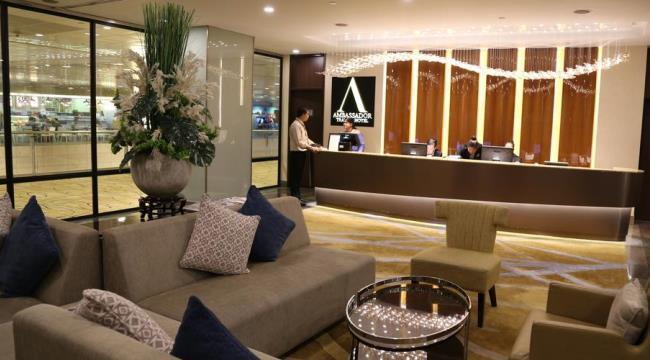 Ambassador Transit Hotel в Сингапуре