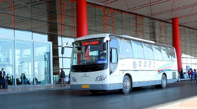 До центра Пекина на автобусе